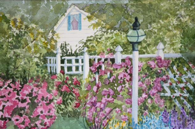 June's Garden