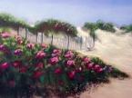 Beach Flowers - Mary Anne Tessier