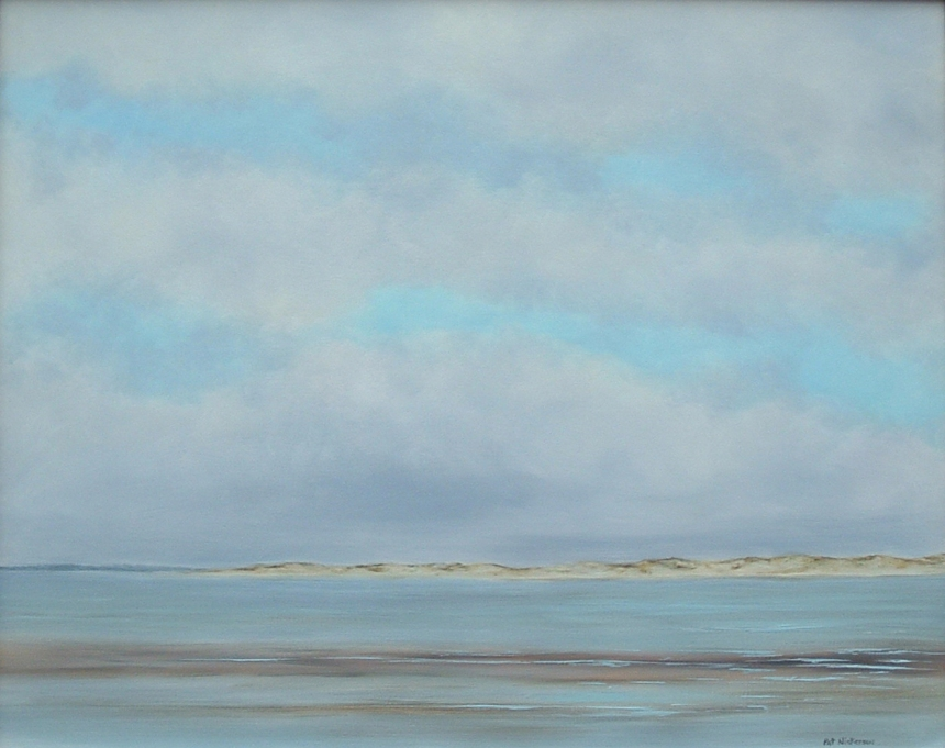 02 Pat Nickerson Changing Skies, Changing Tides 16 x 20 oil painting