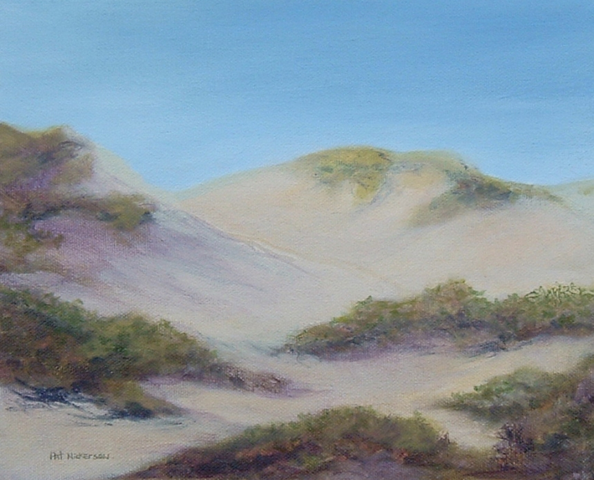 14569 Outer Dunes 8 x 10