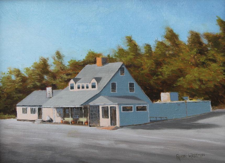 """Cape Superette"" by Robin Wessman"