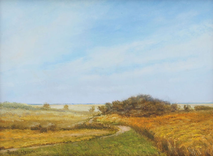 """Ocean Meadow"" by Robin Wessman"