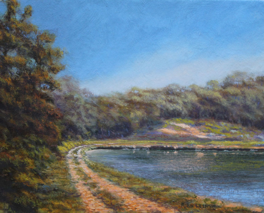 """Shore Road"" by Robin Wessman"