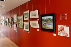 Eastham Painters Guild art exhibit