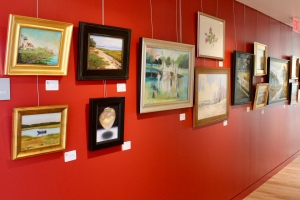 New Views Exhibit, Eastham Public Library
