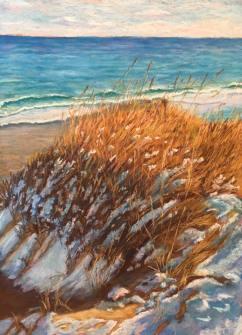 Cape Cod pastel