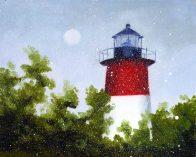 Nauset Light Christmas - Willow Shire