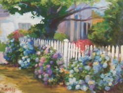 Hydrangeas - Margaret Furness