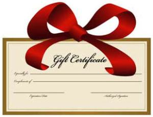 Eastham Painters Guild gift certificates