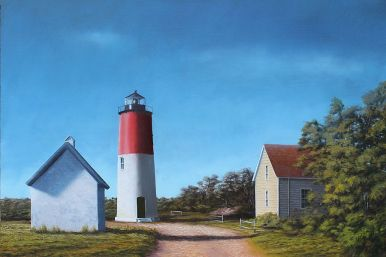 Lighthouse by Robin Wessman
